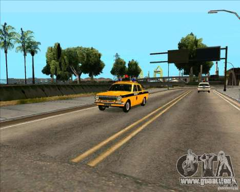 Stadt Services, Version 2 für GTA San Andreas zweiten Screenshot