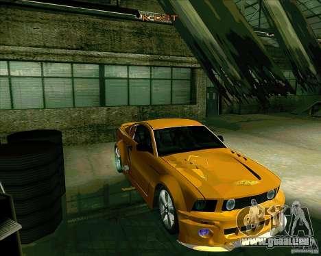 ENBseries V0.45 by 1989h für GTA San Andreas sechsten Screenshot