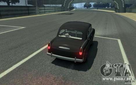 Moskvitch 407 v2.0 pour GTA 4 est un droit