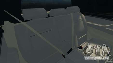 BMW X5 xDrive48i Security Plus pour GTA 4 est un côté