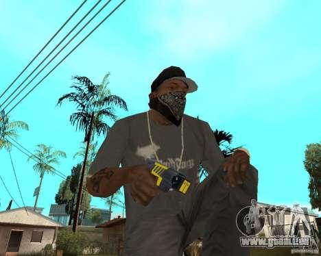 Taser für GTA San Andreas