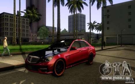 Mercedes Benz E63 DUB pour GTA San Andreas