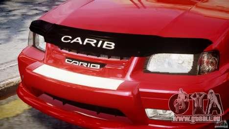 Toyota Sprinter Carib BZ-Touring 1999 [Beta] pour GTA 4 roues