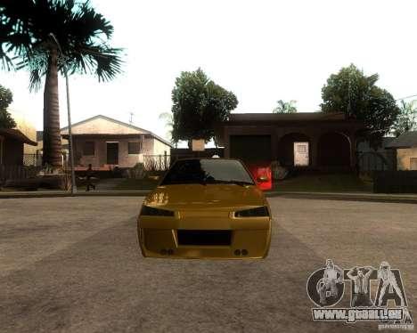 VAZ 21099 voiture Tuning pour GTA San Andreas vue de droite