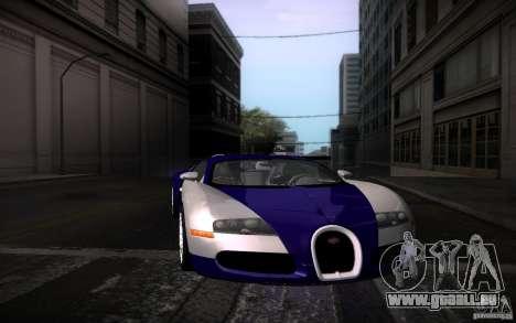 SA Illusion-S V1.0 Single Edition pour GTA San Andreas troisième écran