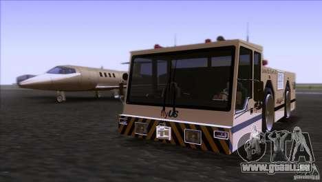 Ripley from GTA IV pour GTA San Andreas