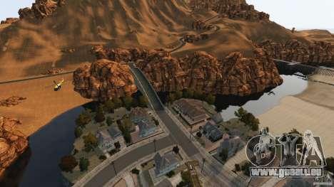 Red Dead Desert 2012 pour GTA 4 neuvième écran