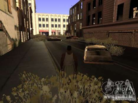 Tchernobyl MOD v1 pour GTA San Andreas dixième écran