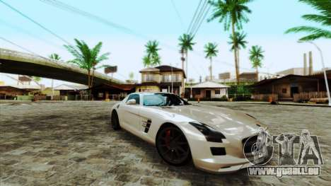 ENBSeries by egor585 pour GTA San Andreas quatrième écran