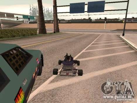 Accélération pour GTA San Andreas deuxième écran