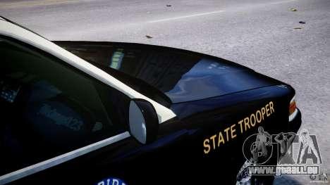 Ford Crown Victoria Fl Highway Patrol Units ELS pour le moteur de GTA 4