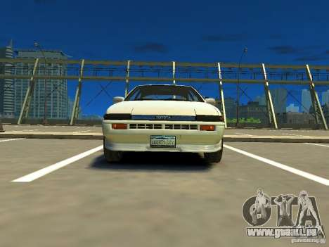 Toyota Corolla AE86 EPM v3.0 pour GTA 4 est un droit