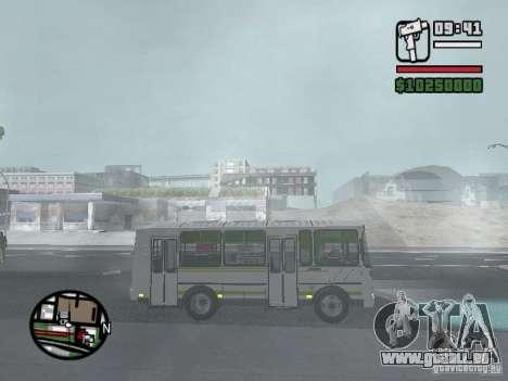 Paz-32054 für GTA San Andreas rechten Ansicht