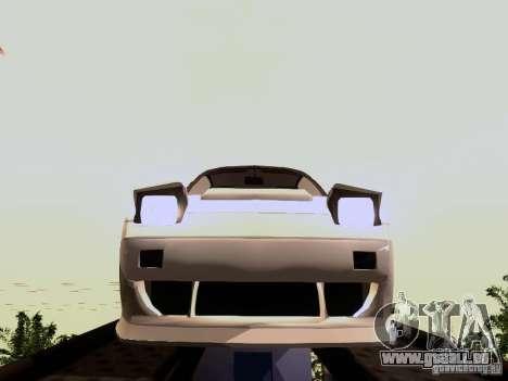 Nissan 240SX (S13) pour GTA San Andreas vue de droite