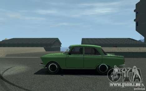 Moskvich 412 für GTA 4 linke Ansicht