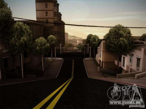 New Roads v1.0 für GTA San Andreas fünften Screenshot