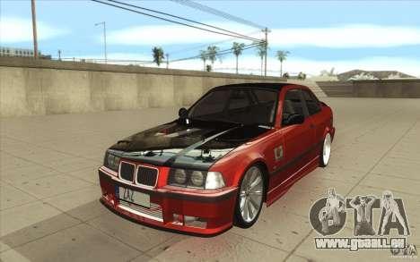 BMW Fan Drift Bolidas pour GTA San Andreas