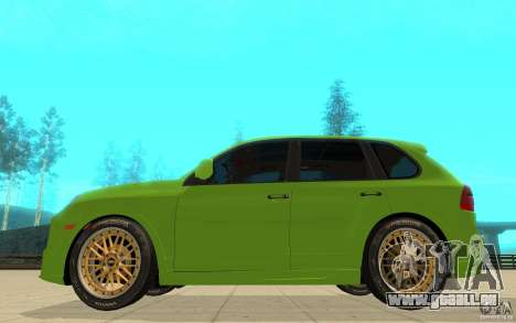 Wild Upgraded Your Cars (v1.0.0) für GTA San Andreas her Screenshot