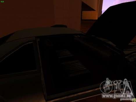 New Racing Style Fortune pour GTA San Andreas vue de dessus