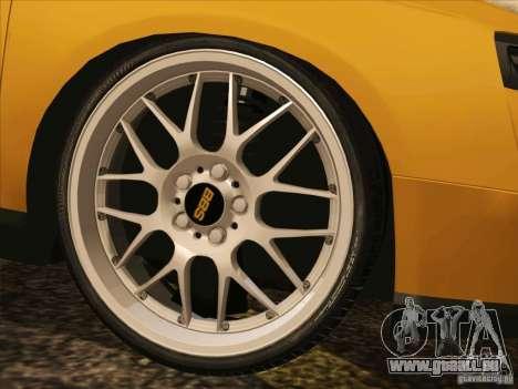 Volkswagen Passat B6 Variant für GTA San Andreas Innenansicht