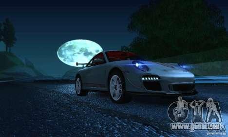 ENBSeries by dyu6 v5.0 pour GTA San Andreas cinquième écran