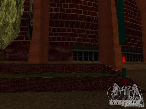 Neue Texturen Los Santos Stadium Forum für GTA San Andreas her Screenshot
