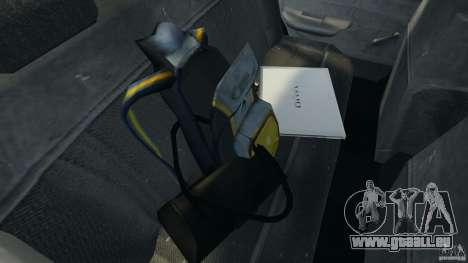Mercury Tracer 1993 v1.1 pour GTA 4 est une vue de dessous