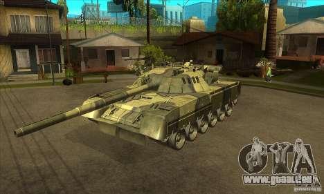 T-80U MBT pour GTA San Andreas