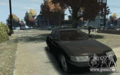 Lada VAZ 2110 für GTA 4 Rückansicht