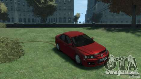 Mazda 6 MPS pour GTA 4 est un droit