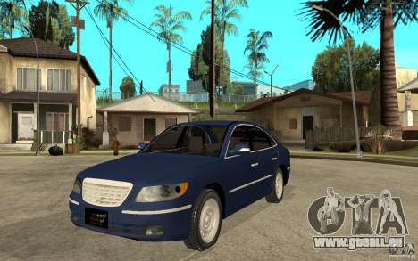 Hyundai Azera 2009 arb drift für GTA San Andreas