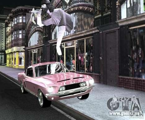 ENBSeries NORTH für GTA San Andreas sechsten Screenshot
