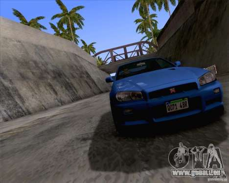 ENBSeries by Sankalol für GTA San Andreas dritten Screenshot