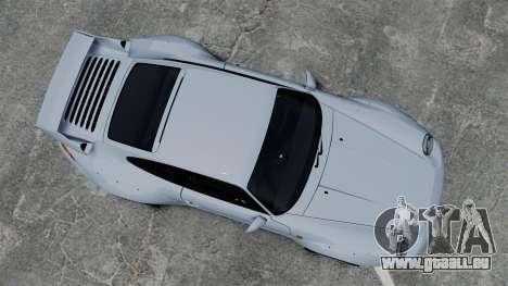 Porsche 993 GT2 1996 für GTA 4 rechte Ansicht