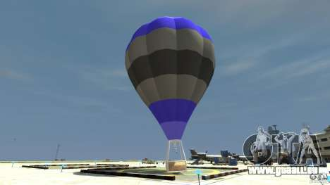 Balloon Tours option 8 pour GTA 4