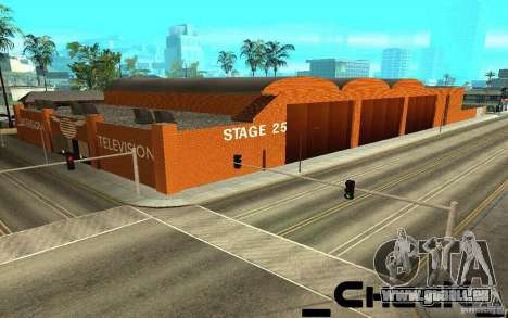 Respawn San News für GTA San Andreas