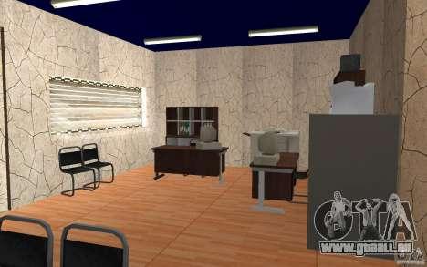 Une nouvelle auto-école à San Fierro pour GTA San Andreas quatrième écran