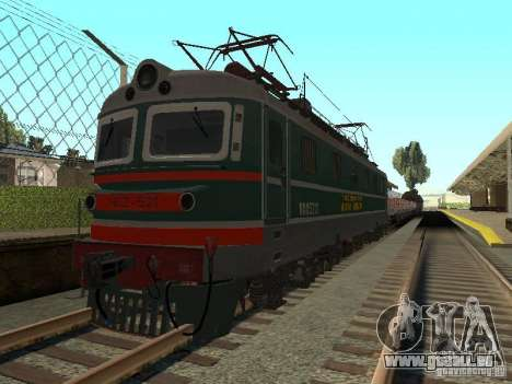 Chs2 pour GTA San Andreas