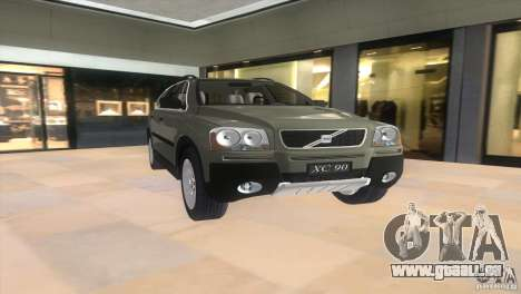 Volvo XC90 für GTA Vice City