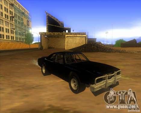 Jupiter Eagleray MK5 pour GTA San Andreas