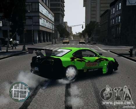 Nissan Silvia für GTA 4 linke Ansicht