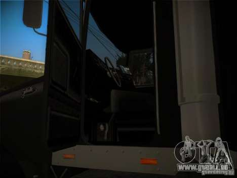 Linerunner de GTA 3 pour GTA San Andreas vue arrière