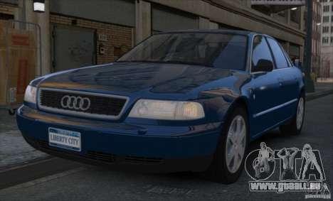 Audi A8 2000 pour GTA 4