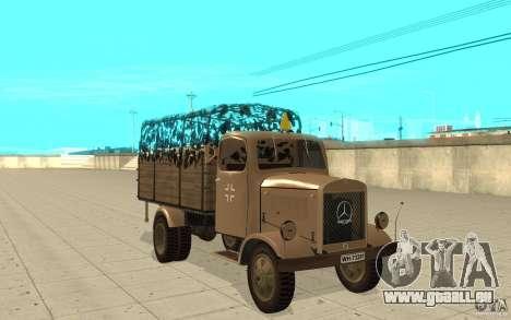 MERCEDES-BENZ L3000 v2.0 für GTA San Andreas
