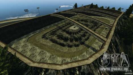 Laguna Seca [Final] [HD] für GTA 4 siebten Screenshot