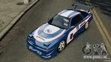 Toyota Supra 3.0 Turbo MK3 1992 v1.0 pour GTA 4