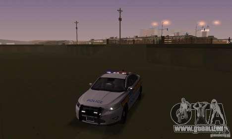 Stroboskoplicht für GTA San Andreas