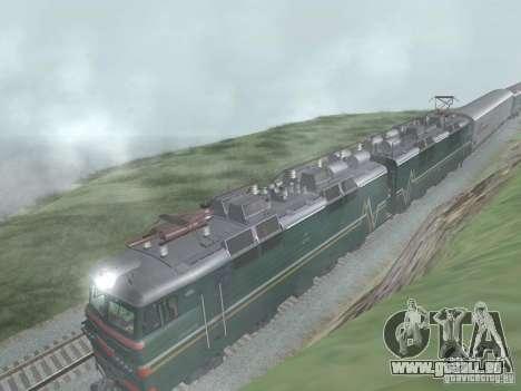 Vl80s-2532 für GTA San Andreas Seitenansicht
