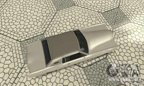 Lincoln Continental Mark IV 1972 für GTA San Andreas rechten Ansicht