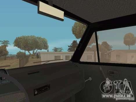 Volkswagen Transporter T3 für GTA San Andreas Seitenansicht